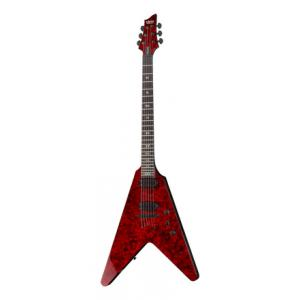 Is Schecter V-1 Apocalypse Red Reign a good match for you?
