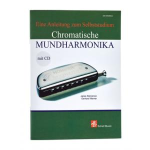 """Take the """"IS IT GOOD FOR ME"""" test for """"Schell Music Chromatische Mundharmonika"""", read the reviews and join the community!"""