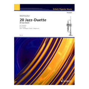 Is Schott 20 Jazz-Duette Vol.1 a good match for you?