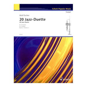 Is Schott 20 Jazz-Duette Vol.2 a good match for you?