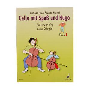 Is Schott Cello mit Spaß und Hugo the right music gear for you? Find out!