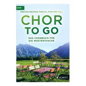 """Take the """"IS IT GOOD FOR ME"""" test for """"Schott Chor To Go (SATB)"""", read the reviews and join the community!"""