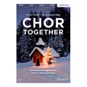 Is Schott Chor Together Christmas Par a good match for you?