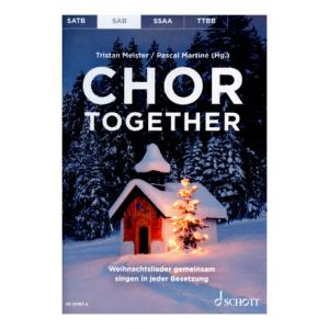 Is Schott Chor Together Christmas SAB a good match for you?