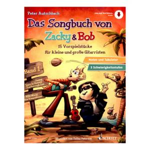"""Take the """"IS IT GOOD FOR ME"""" test for """"Schott Das Songbuch von Zacky & Bob"""", read the reviews and join the community!"""