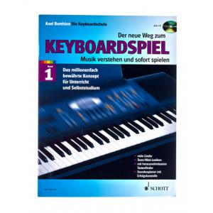 "Take the ""IS IT GOOD FOR ME"" test for ""Schott Der Neue Weg Zum Keyboard 1+CD"", read the reviews and join the community!"