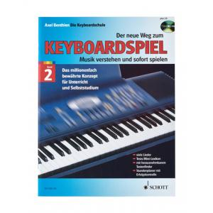 "Take the ""IS IT GOOD FOR ME"" test for ""Schott Der Neue Weg Zum Keyboard 2+CD"", read the reviews and join the community!"