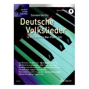 "Take the ""IS IT GOOD FOR ME"" test for ""Schott Deutsche Volkslieder Bar Piano"", read the reviews and join the community!"