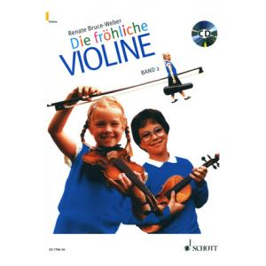 """Take the """"IS IT GOOD FOR ME"""" test for """"Schott Die Fröhliche Violine Vol.2+CD"""", read the reviews and join the community!"""
