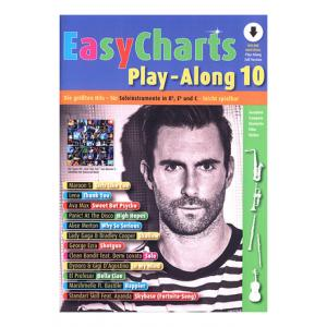 """Take the """"IS IT GOOD FOR ME"""" test for """"Schott Easy Charts Play-Along 10"""", read the reviews and join the community!"""