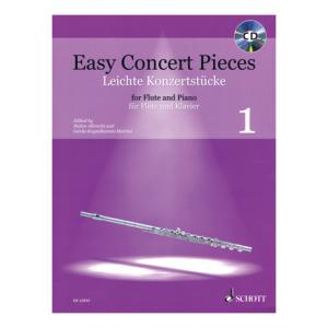 Is Schott Easy Concert Pieces Flute 1 a good match for you?