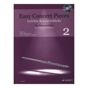 Is Schott Easy Concert Pieces Flute 2 a good match for you?