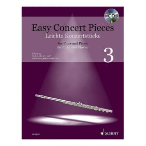 Is Schott Easy Concert Pieces Flute 3 a good match for you?