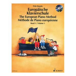 """Take the """"IS IT GOOD FOR ME"""" test for """"Schott Europäische Klavierschule 1+CD"""", read the reviews and join the community!"""
