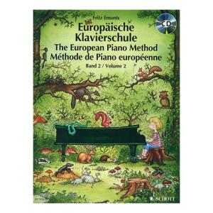 """Take the """"IS IT GOOD FOR ME"""" test for """"Schott Europäische Klavierschule 2+CD"""", read the reviews and join the community!"""