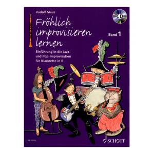 Is Schott Fröhlich improvisieren lernen a good match for you?