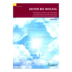 Is Schott Heiter bis wolkig Partitur a good match for you?