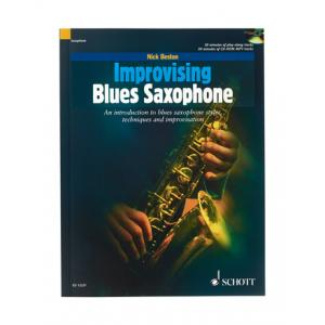 "Take the ""IS IT GOOD FOR ME"" test for ""Schott Improvising Blues Saxophone"", read the reviews and join the community!"