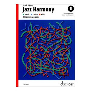 Is Schott Jazz Harmony a good match for you?