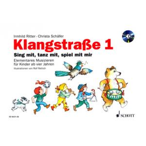 "Take the ""IS IT GOOD FOR ME"" test for ""Schott Klangstraße 1+CD"", read the reviews and join the community!"