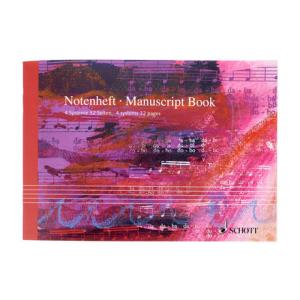 """Take the """"IS IT GOOD FOR ME"""" test for """"Schott Manuscript Book A5/4"""", read the reviews and join the community!"""