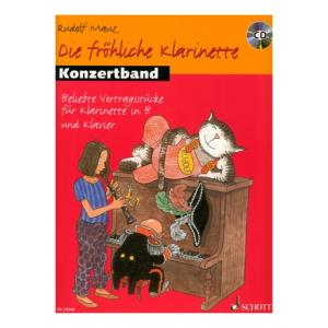 """Take the """"IS IT GOOD FOR ME"""" test for """"Schott Mauz Fröhliche Konzertband"""", read the reviews and join the community!"""