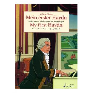 "Take the ""IS IT GOOD FOR ME"" test for ""Schott Mein Erster Haydn"", read the reviews and join the community!"