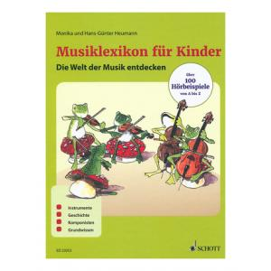 "Take the ""IS IT GOOD FOR ME"" test for ""Schott Musiklexikon für Kinder"", read the reviews and join the community!"
