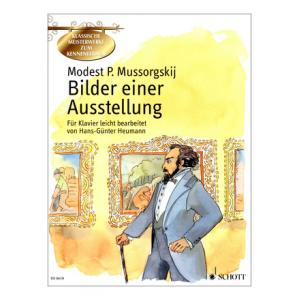 Is Schott Mussorgskij Bilder Ausstellung a good match for you?
