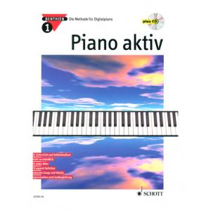 """Take the """"IS IT GOOD FOR ME"""" test for """"Schott Piano Aktiv Vol.1 + CD"""", read the reviews and join the community!"""