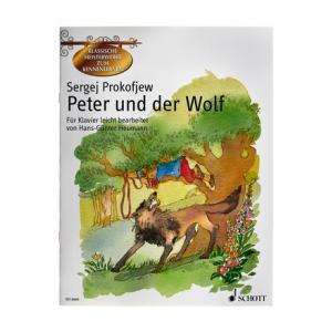 Is Schott Prokofjew Peter und der Wolf a good match for you?