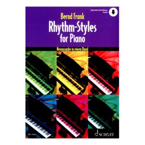 Is Schott Rhythm-Styles For Piano a good match for you?
