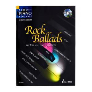 "Take the ""IS IT GOOD FOR ME"" test for ""Schott Rock Ballads 1 Piano"", read the reviews and join the community!"