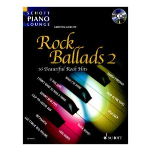 "Take the ""IS IT GOOD FOR ME"" test for ""Schott Rock Ballads 2 Piano"", read the reviews and join the community!"