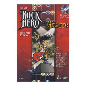 """Take the """"IS IT GOOD FOR ME"""" test for """"Schott Rock Hero Gitarre"""", read the reviews and join the community!"""