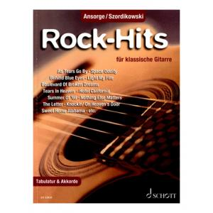 """Take the """"IS IT GOOD FOR ME"""" test for """"Schott Rock-Hits klassische Gitarre"""", read the reviews and join the community!"""