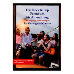 """Take the """"IS IT GOOD FOR ME"""" test for """"Schott Rock & Pop Fetenbuch Gitarre"""", read the reviews and join the community!"""