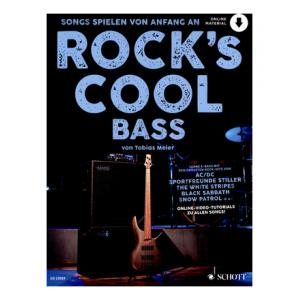 """Take the """"IS IT GOOD FOR ME"""" test for """"Schott Rock's Cool Bass"""", read the reviews and join the community!"""