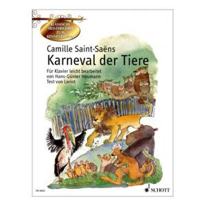 Is Schott Saint-Saens Karneval d. Tiere a good match for you?