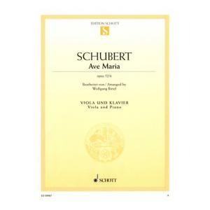 """Take the """"IS IT GOOD FOR ME"""" test for """"Schott Schubert Ave Maria Viola"""", read the reviews and join the community!"""