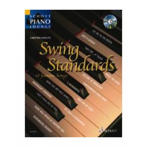 Is Schott Swing Standards for Piano the right music gear for you? Find out!