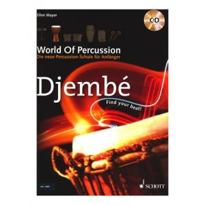 "Take the ""IS IT GOOD FOR ME"" test for ""Schott World Of Percussion Djembe"", read the reviews and join the community!"