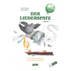 Is Schuh Verlag Der Liederspatz a good match for you?