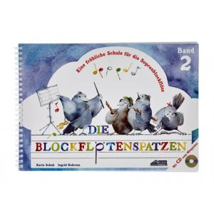 Is Schuh Verlag Die Blockflötenspatzen (CD) a good match for you?