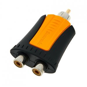 "Take the ""IS IT GOOD FOR ME"" test for ""Seetronic MRM-2RF Adapter RCA 2x RCA"", read the reviews and join the community!"