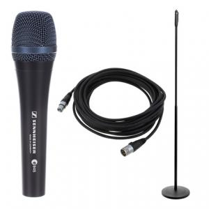 """Take the """"IS IT GOOD FOR ME"""" test for """"Sennheiser E 945 Elegance Bundle"""", read the reviews and join the community!"""