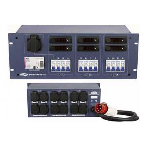 """Take the """"IS IT GOOD FOR ME"""" test for """"Showtec PSA-3212S Power Distributor"""", read the reviews and join the community!"""