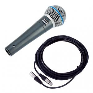 Is Shure Beta 58 A Monster Bundle a good match for you?