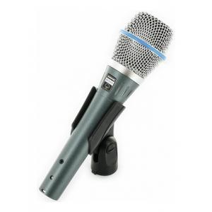 "Take the ""IS IT GOOD FOR ME"" test for ""Shure Beta 87A"", read the reviews and join the community!"