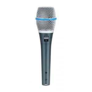 Is Shure Beta 87A a good match for you?